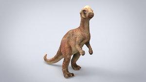 3D pachisephalosaurus