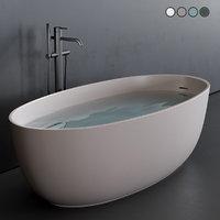 revolution bathtub 3D model