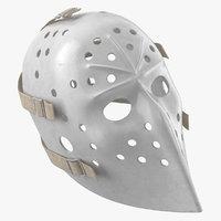 Pelle Lindbergh Ice Hockey Mask