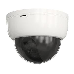 camera cctv 3D model