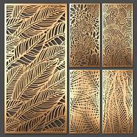 Decorative panel set 45