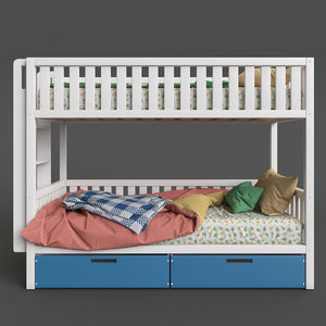 bunk bed childrens model