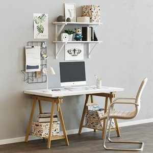 3D chair linnmon table