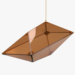 3D lamp 49 model