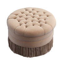 tufted ottoman model