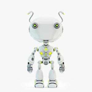 ant robot iii 3D