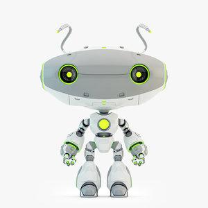 ant robot iv 3D model