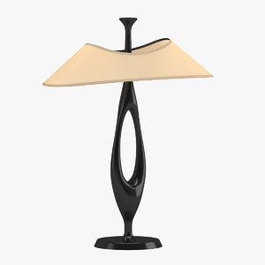 3D lamp 63 model