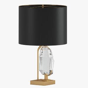 3D model lamp 72