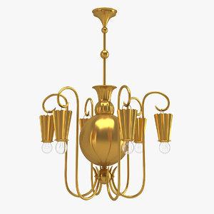 lamp 80 3D model