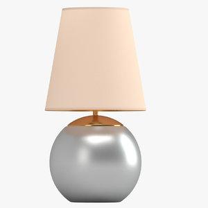 3D lamp 89 model