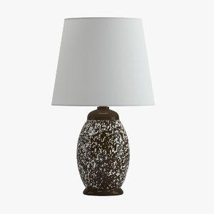 lamp 52 3D