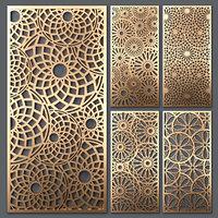 Decorative panel set 49