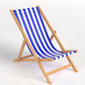 beach outdoor chair model