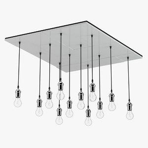lamp 127 3D