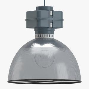 3D lamp 130 model