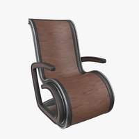 3D chair 001