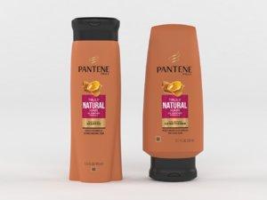 3D pantene shampoo conditioner