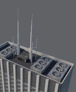 3D chase ready model
