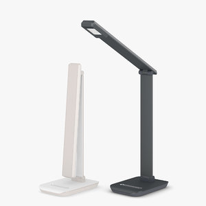 philips crane table lamp 3D