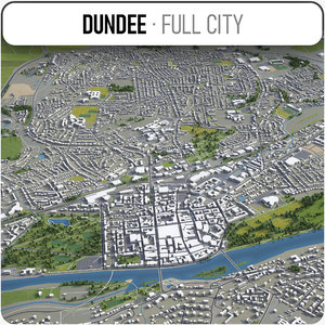 dundee surrounding - model