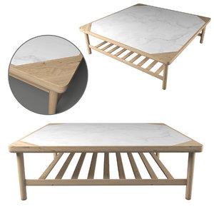 3D lucas table