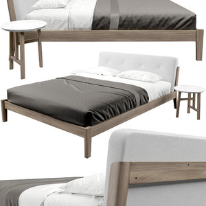 capo bed 3D