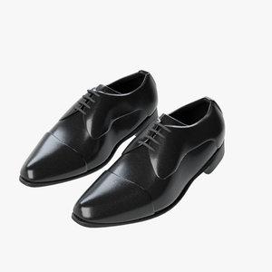 business shoes 03 3D