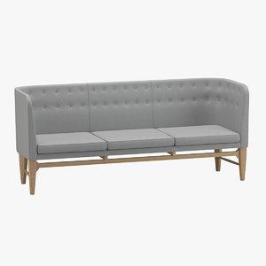 mayor sofa aj5 3D model