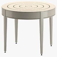 3D mckinnon harris table 2