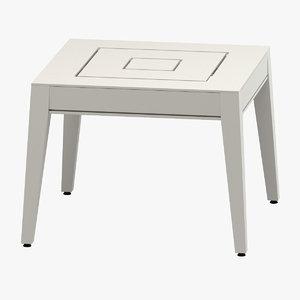 mckinnon harris table 3D model