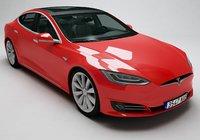 Tesla Model S (Mk1f) P90D 2016