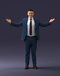 professional 3D model