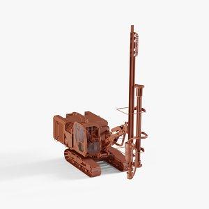 track drill model