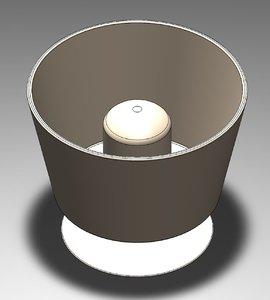pythagorean cup model