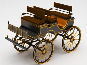3D cart classic