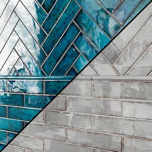 castle ceramic tile model