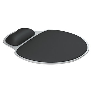 3D model mousepad mouse