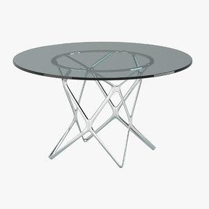 3D norguet patrick table tori