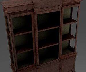 large cabinet furniture model