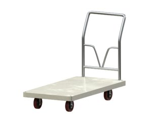3D cart pbr