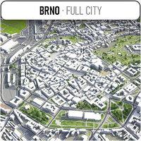 Brno - city and surroundings