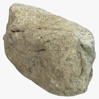 mountain rock 18 3D model