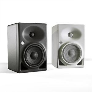 3D neumann kh 120 speaker model