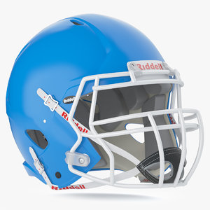 riddell victor youth american football 3D