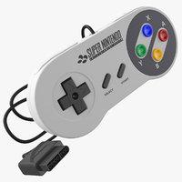 3D nintendo joystick