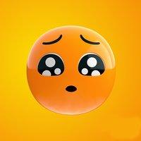 Emoji Puppy Eyes