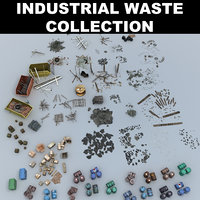 industrial waste model