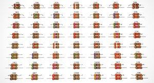 3D resistors ready