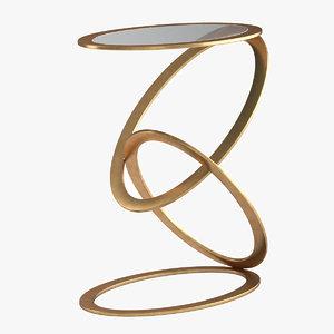 philip nimmo ellittico table model